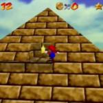 【マリオ64 RTA】 ピラミッドの てっぺんで